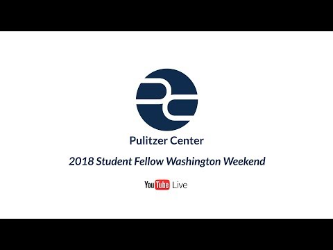 Student Fellow Weekend 2018 Presentations: Migrants Across the Globe