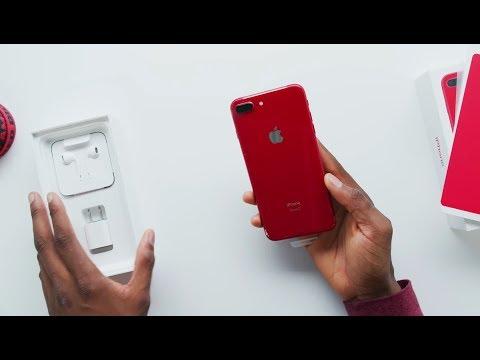 Копия Apple IPhone 8 Plus (Product) Red, Обзор, Сравнение, Mymobile.com.ua