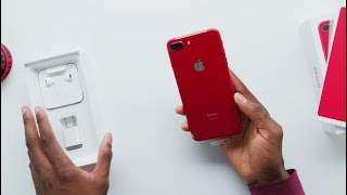 копия Apple iPhone 8 Plus (Product) Red, Обзор, Сравнение, mymobile.com.ua