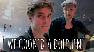 WE COOKED A DOLPHIN!?