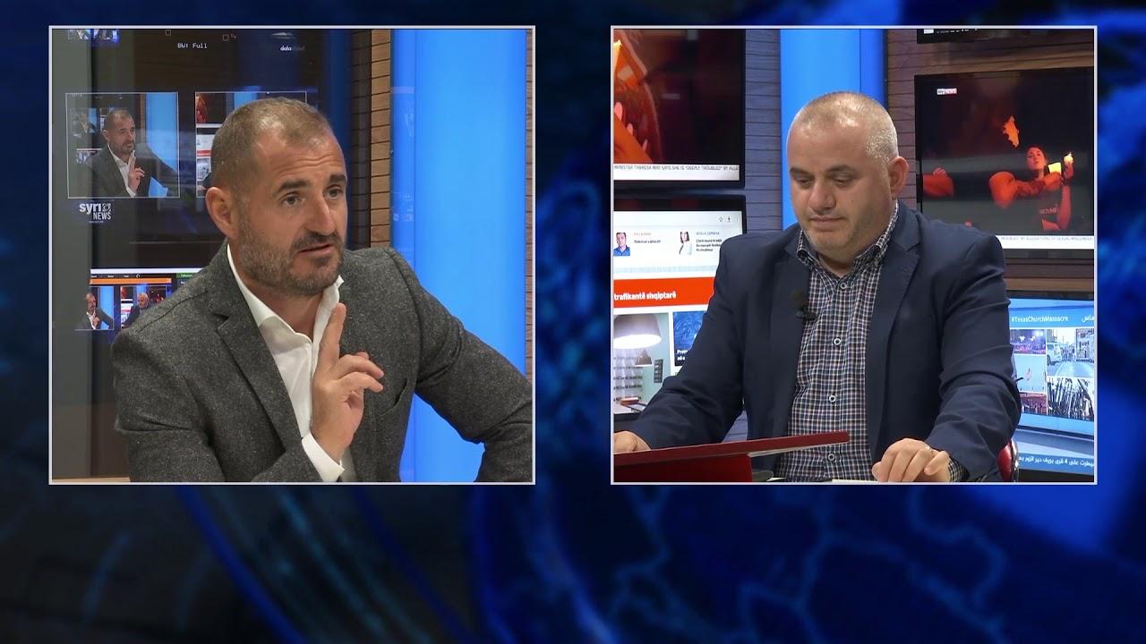 SYRI NEWS Intervista, I ftuar Artan Hoxha