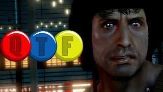 Rambo: The Video Game - QTE Fails