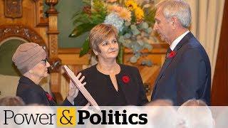 Blaine Higgs sworn in as New Brunswick premier | Power & Politics