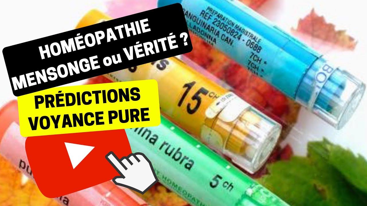 Voyance 219 | Homéopathie Mensonge ou Vérité ? | Bruno Voyant Médium Santé Médicament Maladie