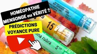 Voyance 219 | Homéopathie Mensonge ou Vérité ? | Bruno Voyant Médium Santé Médicament Guidance