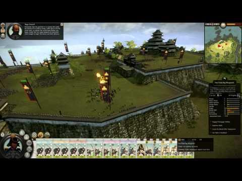 Shogun Total War 2 - Siege Weapons - PC - 1080p |