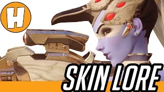 Overwatch Skin Lore - Widowmaker, The Dancer - Odette/Odile Ballet! | Hammeh