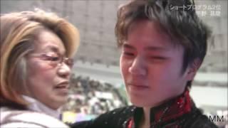 宇野昌磨(Shoma Uno) 2016 全日本選手権(Japan National) FS 樋口美穂子) 検索動画 38