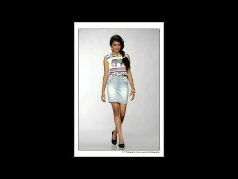 Amulya Modeling Portfolio Shoot Teenage Model