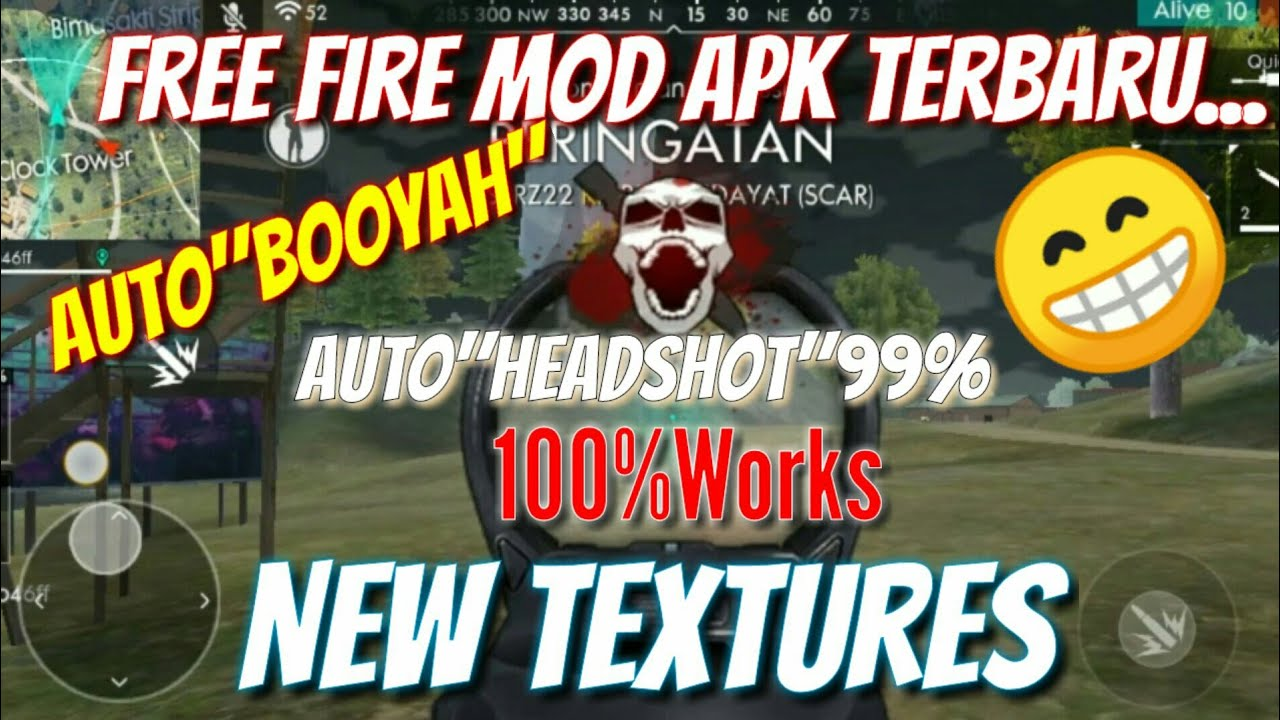 Free Fire Mod Apk Terbaru...