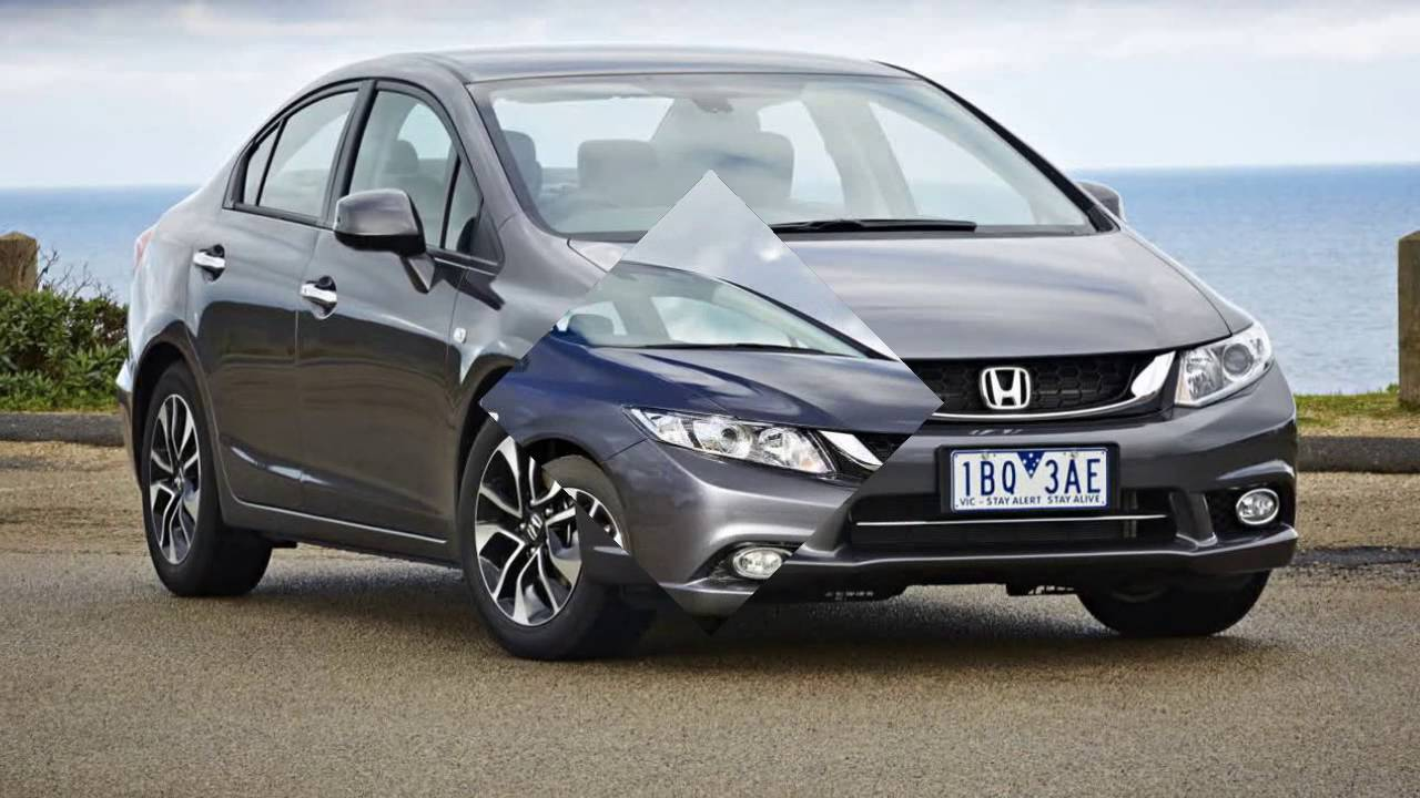 new car releases 20152015 Honda Civic Sedan New Car Release  YouTube