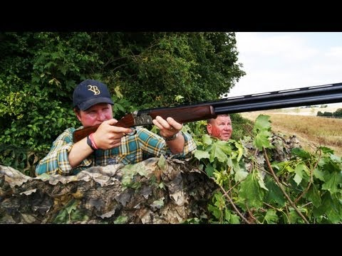 Fieldsports Britain - Cricketer Rob Key and George Digweed on the pigeons (episode 88)