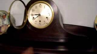 Seth Thomas #91 Chime Mantel Clock