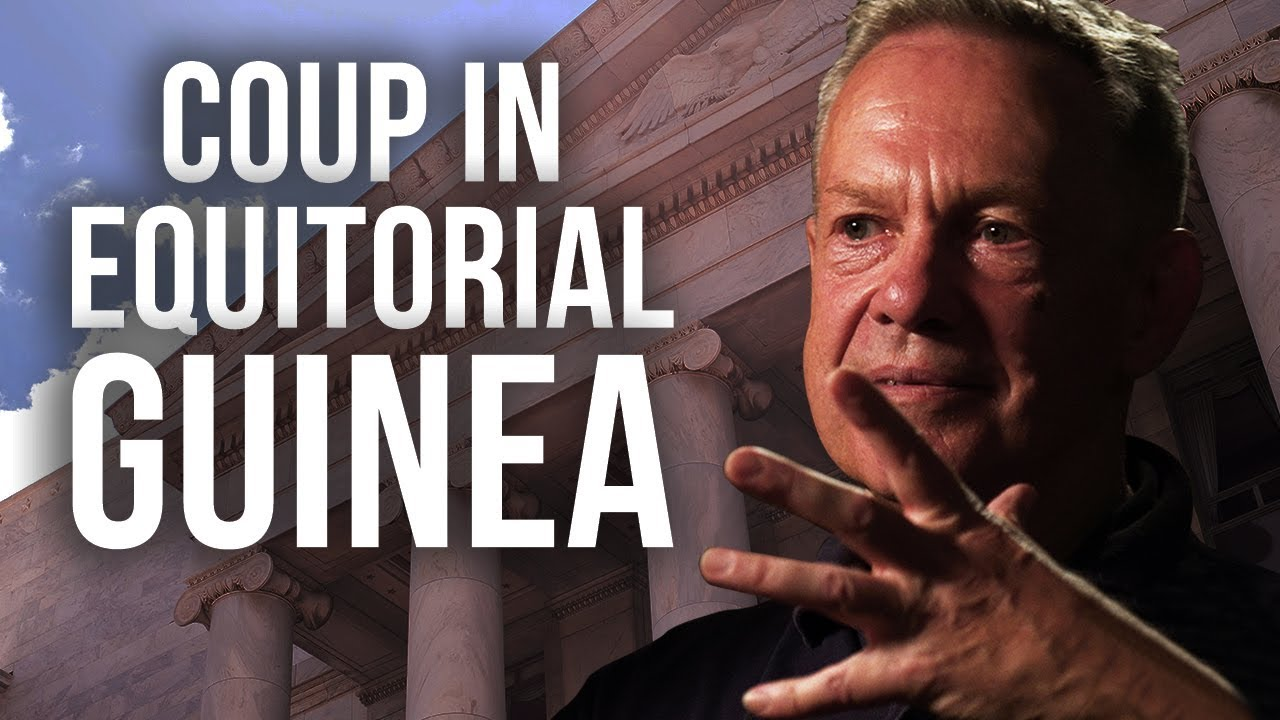HOW I GOT INVOLVED IN THE COUP IN EQUATORIAL GUINEA - Simon Mann | London Real