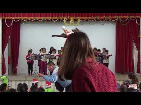 106年聖誕節暨教學參觀日--口風琴表演