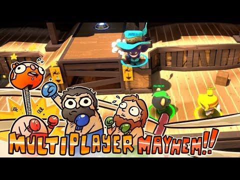 Multiplayer Mayhem Season 3!! - Galactic Feud