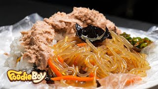 Nude Gimbap and Japchae  Gwang…