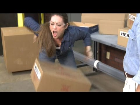 Material Handling Safety Training