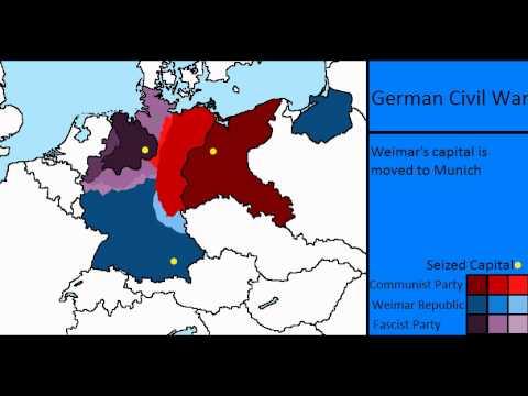 Alternate History: The Weimar Republic Survives