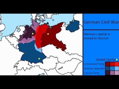 "a history of survival of weimar republic Germany 1919 -1939 – a depth study section 1 because the weimar republic was unpopular from the start believe in ""survival."