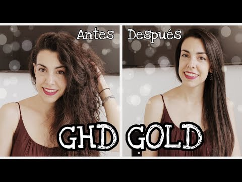 Impresiones GHD Gold Professional Styler (Festival Collection)