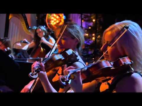 Rod Stewart - Silent night (live at Stirling Castle) 2012