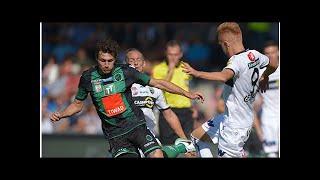 Wacker Innsbruck feiert im Westderby gegen Altach ersten Sieg