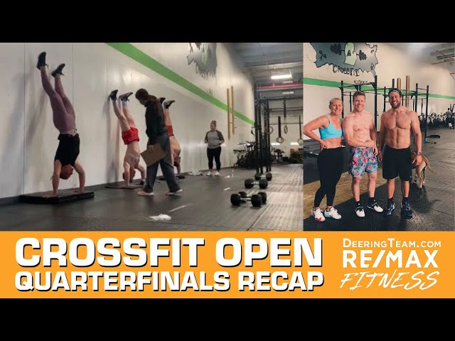 Crossfit Open Quarterfinals Recap | Crossfit Allendale