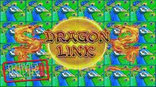 DRAGON LINK SLOT MACHINE - LIVE PLAY BONUS - PEACOCK PRINCESS