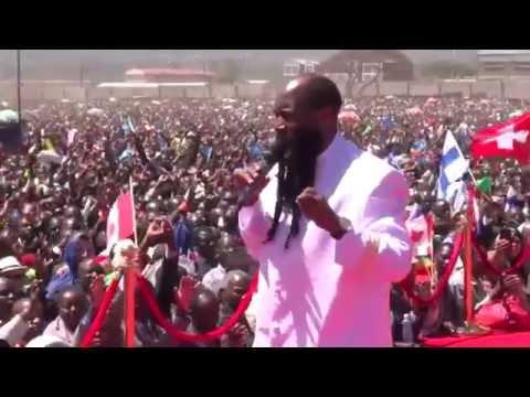 Prophet Dr. Owuor -NAKURU REVIVAL MEETING DVD 1 JAN 1,2015
