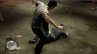 Sleeping Dogs Hand to Hand Combat Gameplay Video