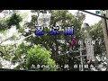 伍代夏子【忍ぶ雨】カラオケ