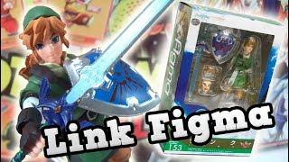 Unboxing X - Link Skyward Sword - Figma