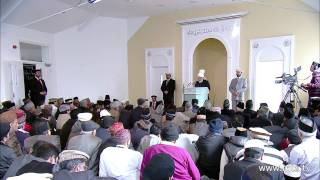 Friday Sermon 24th February 2012 (English)