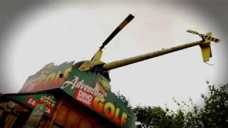 Adventure Golf - Can you handle it!?