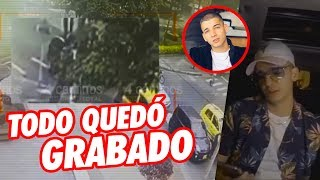 Video Exclusivo Revelan el momento exacto de lo ocurrido con Legarda