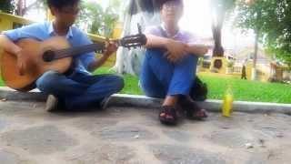 Dấu mưa (Guitar Cover - Thức Gà Meo Meo ft Nguyễn Quang)