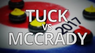 ONT Mixed Curling - Tuck VS McCrady