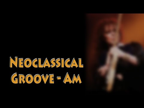 Neoclassical Backing Track in Am (76 bpm)