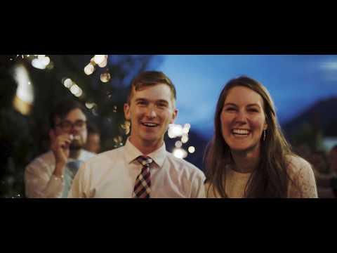Monica + Connor // SLC Temple Wedding Highlight