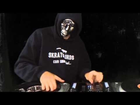 "Lone Wolf ""Serial Thriller 2"" Freestyle Skratch Session"