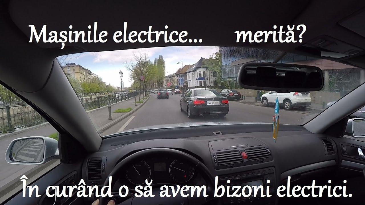 CarVlog - Merita sa cumperi o masina electrica in Romania?
