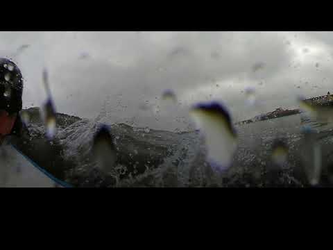 360fly 4k surfing at Rossnowlagh Donegal Ireland 360 fly