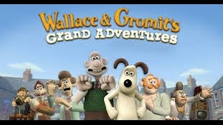 ExcuseTheMess Wallace & Gromit