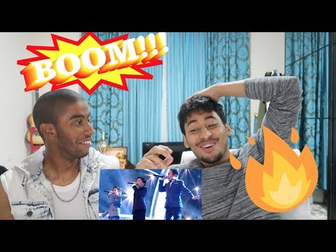 TNT Boys Sing Beyonce's Listen- REACTION!!!