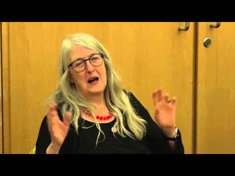 Emily Bell In Coversation with Mary Beard
