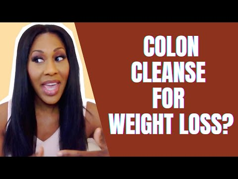 Will a Colon Cleanse Help You Lose Weight? A Doctor Explains