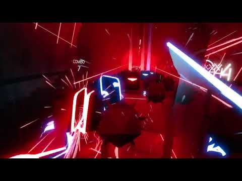 The Final Boss of Beat Saber: Your Best Nightmare / Omega Flowey - Undertale custom song