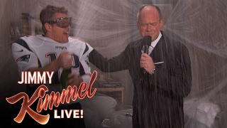 Rich Eisen Interviews Matt Damon After Kimmel Appearance