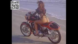Die Bikerin vom Bodensee